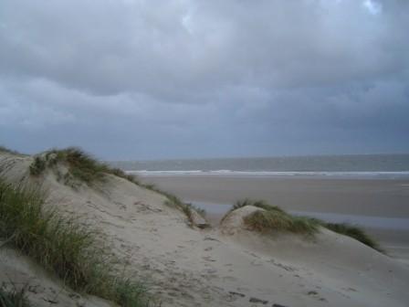 strand en duin wadden gedichtem