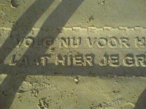 poëzie op Vlieland